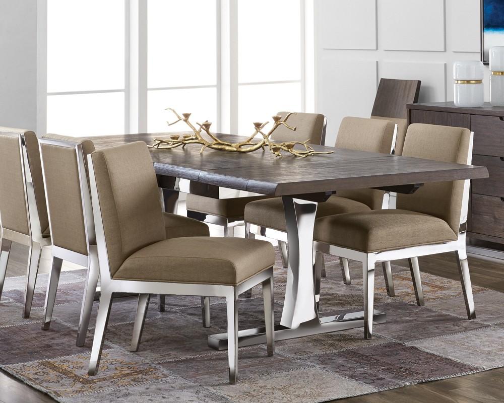 Sunpan 100816 Marquez Extension Dining Table